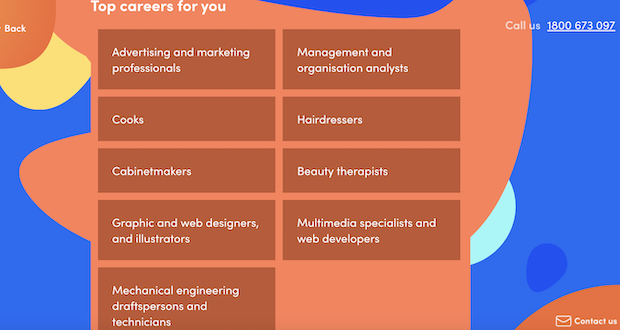Find your future career with the 'Skilled Careers' website
